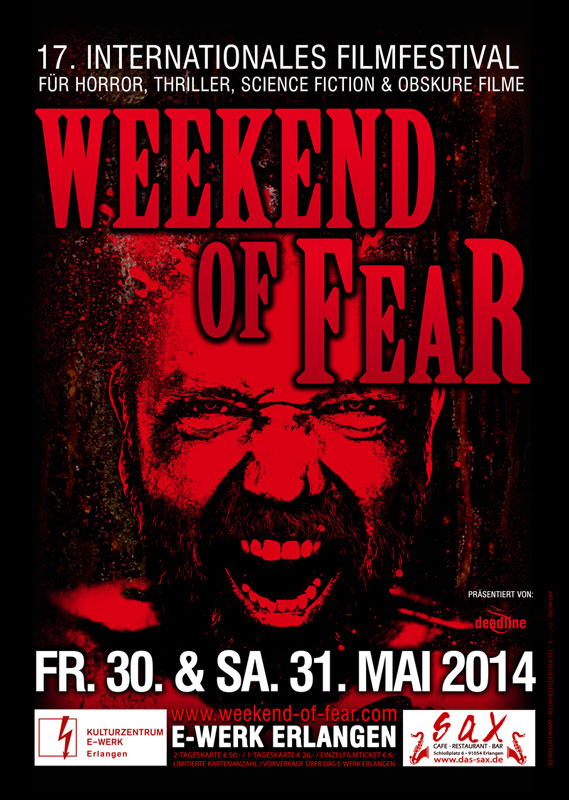Weekend Of Fear 20014