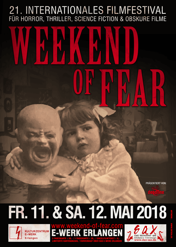 Weekend Of Fear 2018