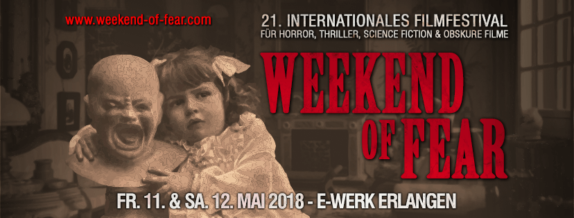 Weekend Of Fear 2015